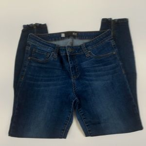 KUT from the Kloth Jeans Sz 6 Connie Ankle Skinny